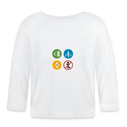 4kriteria obi vierkant - T-shirt