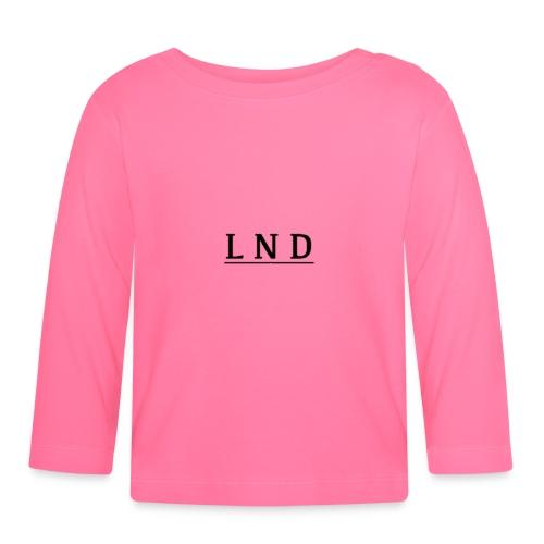 L O N DO N - Baby Langarmshirt