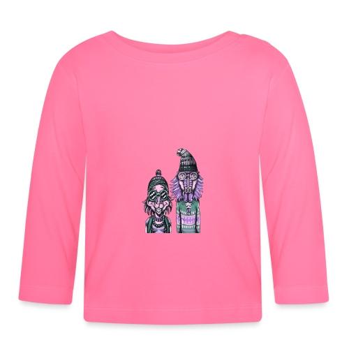 Murales - Maglietta a manica lunga per bambini