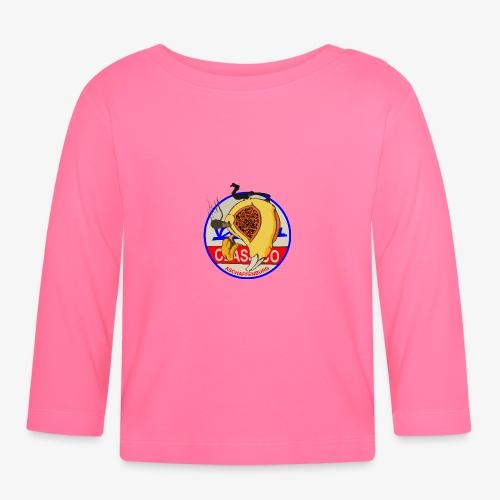 Wespenkopf Graffiti-Style - Baby Langarmshirt
