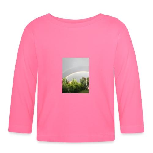 Arcobaleno - Maglietta a manica lunga per bambini