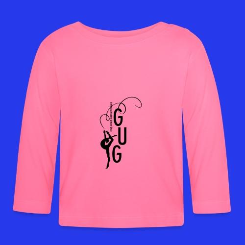 GUG logo - Baby Langarmshirt