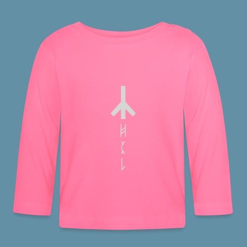 Logo Hel 02 copia png - Maglietta a manica lunga per bambini
