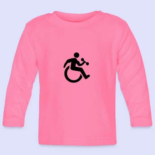 Rolstoel bodybuilder 001 - T-shirt