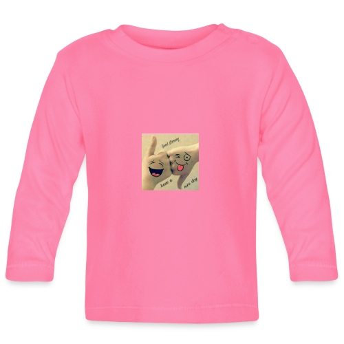 Friends 3 - Baby Long Sleeve T-Shirt