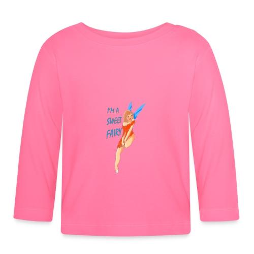Sweet Fairy - Maglietta a manica lunga per bambini