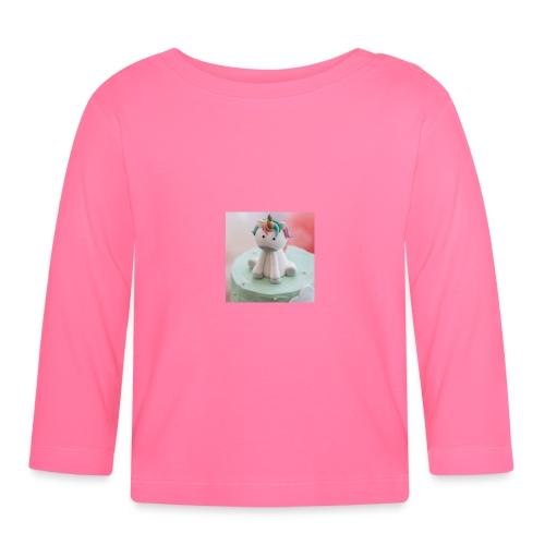 licorne magique - T-shirt manches longues Bébé