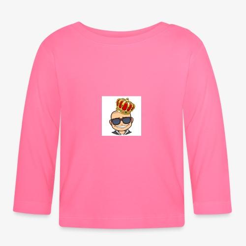 My king - Långärmad T-shirt baby