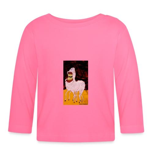monster - Långärmad T-shirt baby
