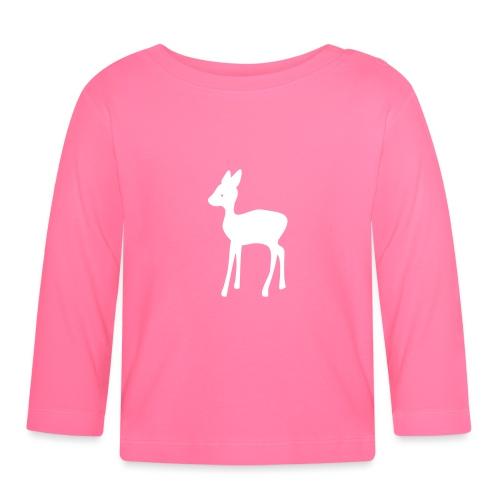 Reh Kitz - Baby Langarmshirt