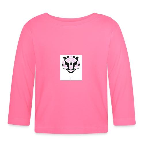 Tigeren fra junglen - Langærmet babyshirt