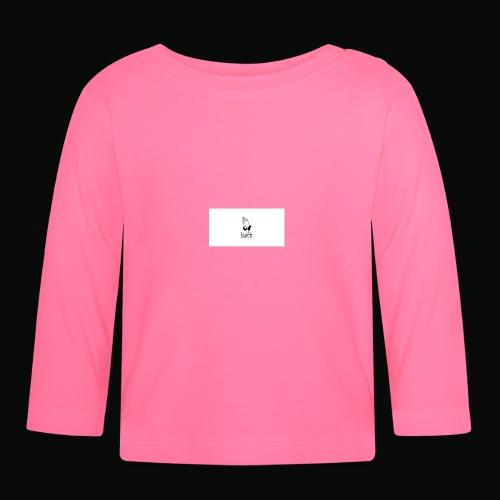 bafti hoodie - Langærmet babyshirt