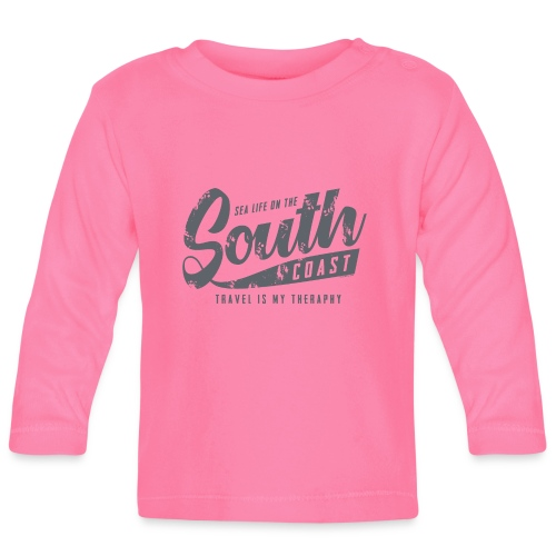 South Coast Sea surf clothes and gifts GP1305B - Vauvan pitkähihainen paita