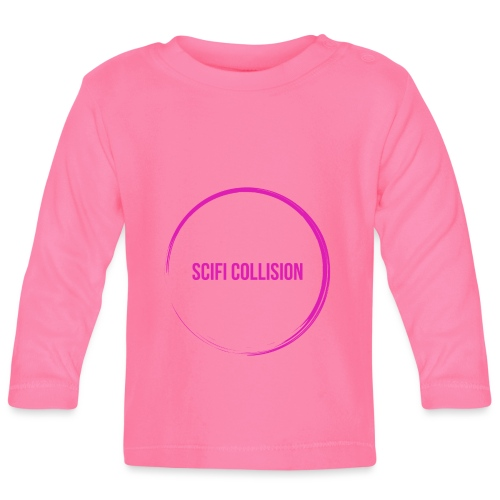 Pink Logo - Baby Long Sleeve T-Shirt