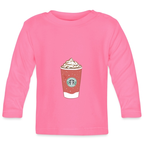coffee - Baby Long Sleeve T-Shirt