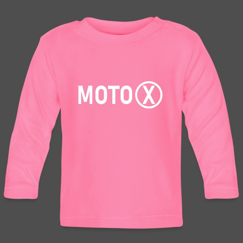 moto-x - Baby Long Sleeve T-Shirt