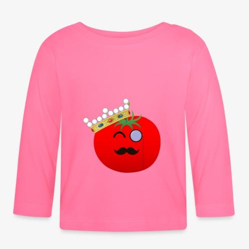 Tomatbaråonin - Långärmad T-shirt baby