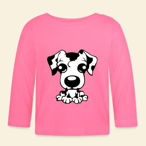 dalmatiner_Puppy - Baby Langarmshirt