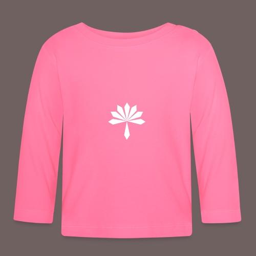 GBIGBO zjebeezjeboo - Rock - Fleur - T-shirt manches longues Bébé