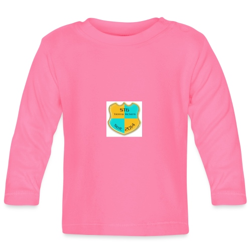 STG Vienna Kickers Logo - Baby Langarmshirt