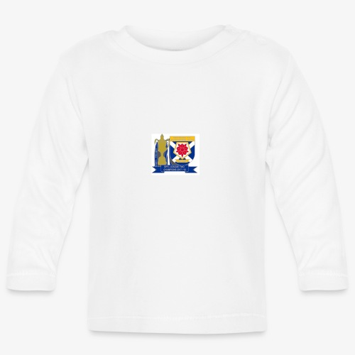 MFCSC Champions Artwork - Baby Long Sleeve T-Shirt