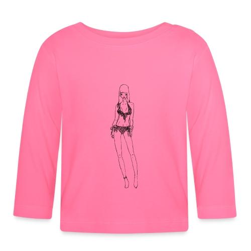 Alessia - Maglietta a manica lunga per bambini