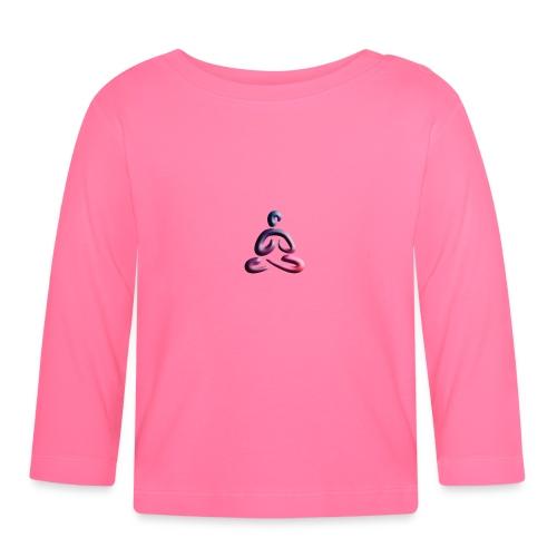 Logo BYBY - Maglietta a manica lunga per bambini