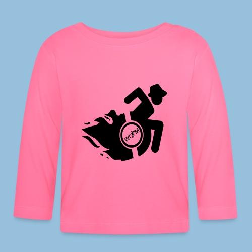 WheelChairmanflames3 - T-shirt