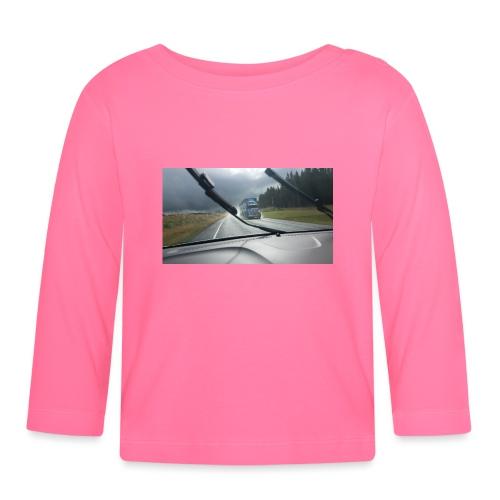LKW - Truck - Neuseeland - New Zealand - - Baby Langarmshirt