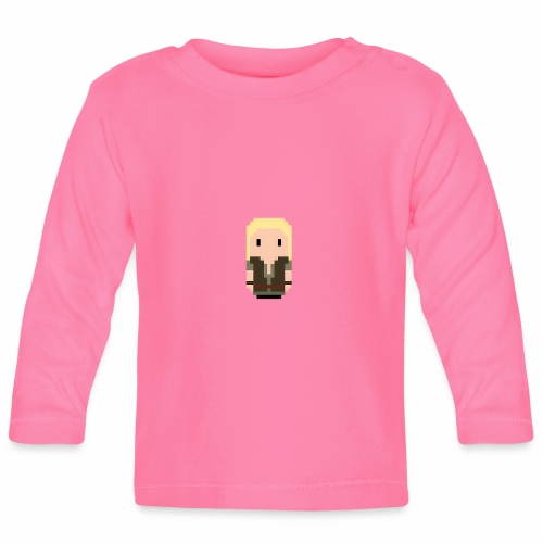 Robin Hood blonde hair - Baby Long Sleeve T-Shirt