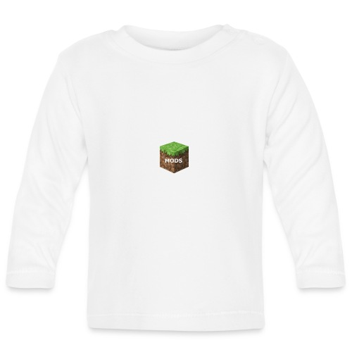 youtubelogo - Baby Long Sleeve T-Shirt