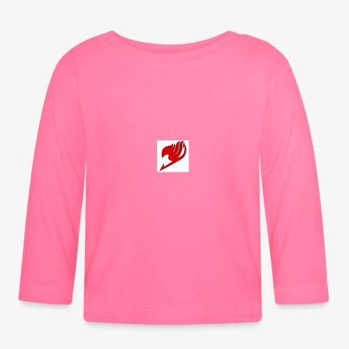 logo fairy tail - T-shirt manches longues Bébé