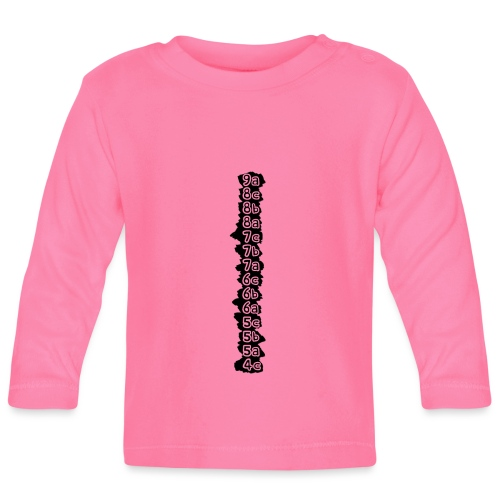 cotation - T-shirt manches longues Bébé