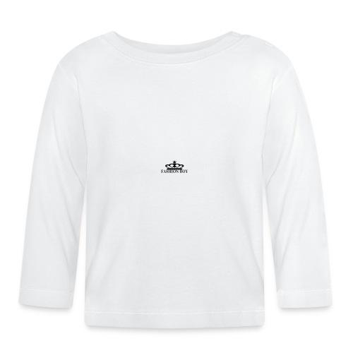 fashion boy - Baby Long Sleeve T-Shirt
