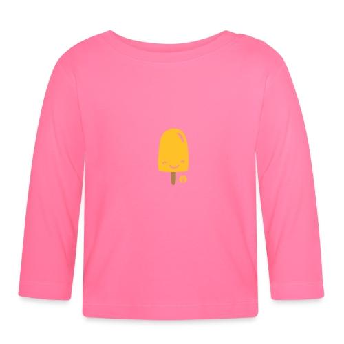 Eis am Stiel - Popsicle - Baby Langarmshirt