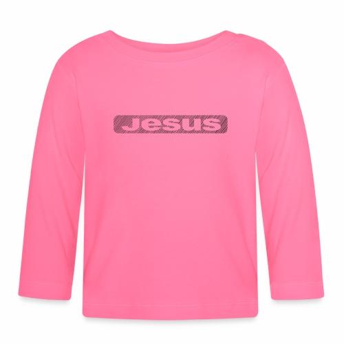 Jesus - Baby Langarmshirt