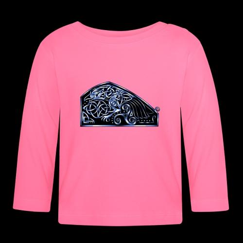 Celtic Raven - Baby Long Sleeve T-Shirt