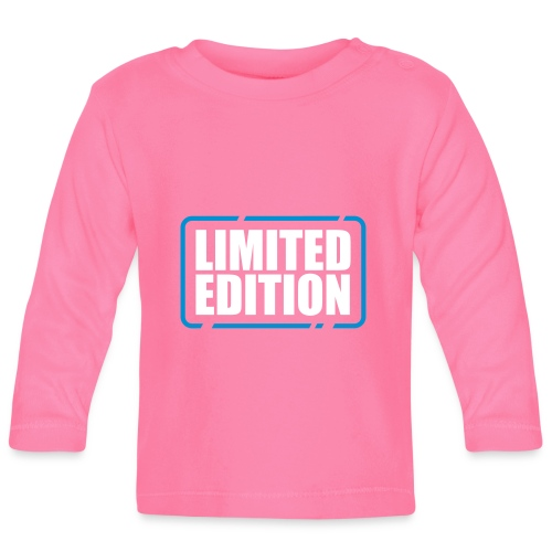 Limited Edition Rarität Just Awesome - Baby Long Sleeve T-Shirt