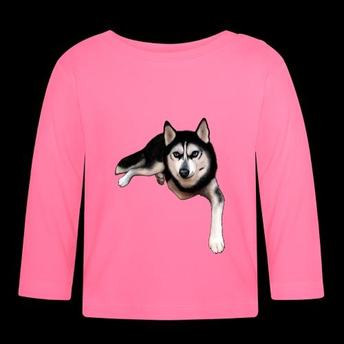Husky - Baby Long Sleeve T-Shirt