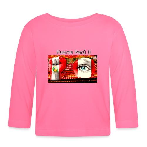 Telar Fuerza Peru I - Baby Long Sleeve T-Shirt