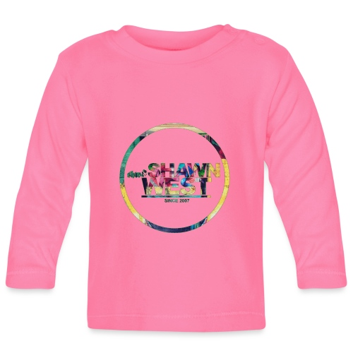 SHAWN WEST ART OF COLOR - Baby Langarmshirt