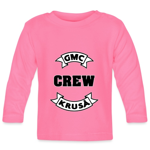 GMC CREWSHIRT - KUN FOR / CREW MEMBERS ONLY - Langærmet babyshirt