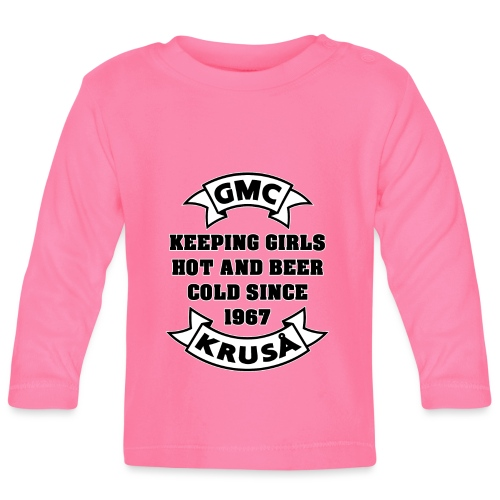 GMC HOLDING GIRLS HOT - Langærmet babyshirt