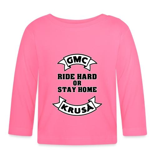 GMC RIDE HARD - Langærmet babyshirt