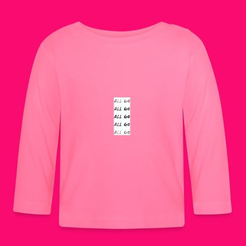 GQ ALL SPORTS - Baby Long Sleeve T-Shirt
