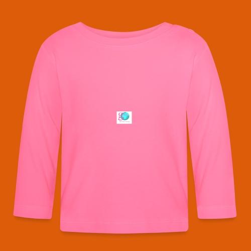 Logo_template_for_FAQ - Baby Long Sleeve T-Shirt