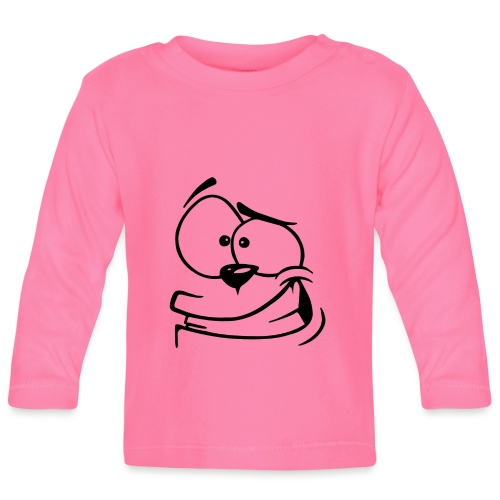 Cartoon by Customstyle - T-shirt manches longues Bébé