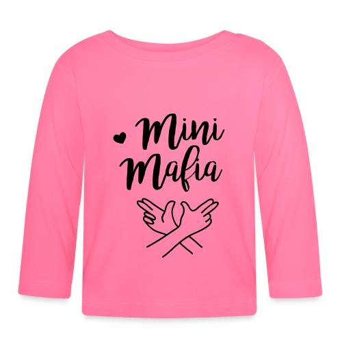 Mini-Mafia Langarmshirt (Teenager) - Baby Langarmshirt