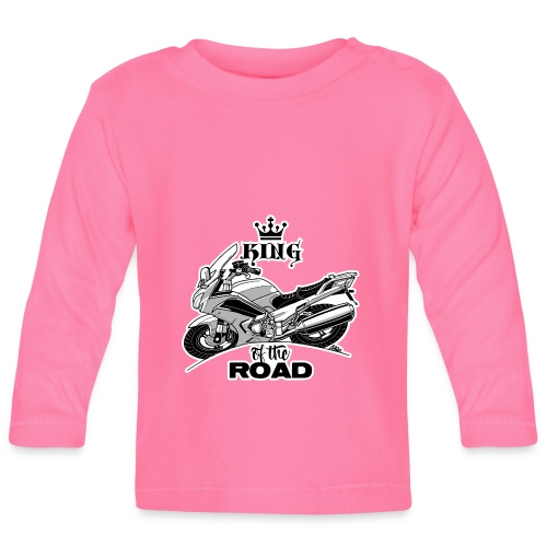 0884 FJR KING of the ROAD - T-shirt