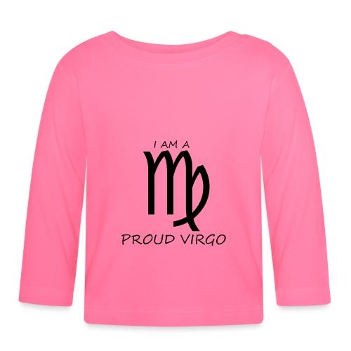 VIRGO - Baby Long Sleeve T-Shirt